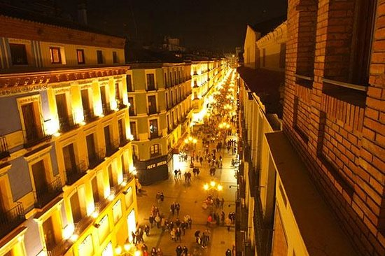 Apartamentos Sabinas Alfonso:                   vista dal terrazzo