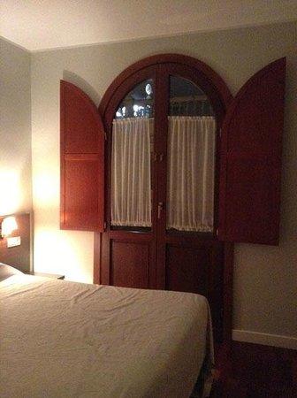 Apartamentos Sabinas Alfonso:                   camera da letto