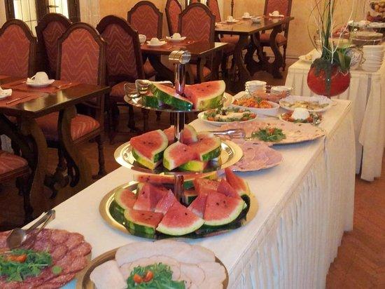 Palazzo Cardinal Cesi: Breakfast Buffet
