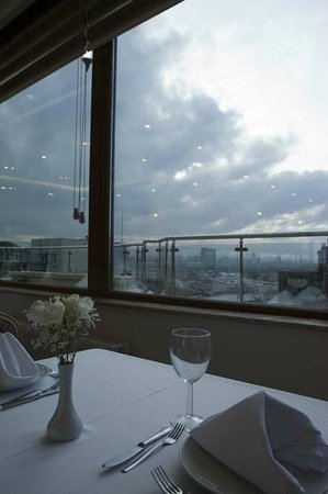 Atalay Hotel : restaurant