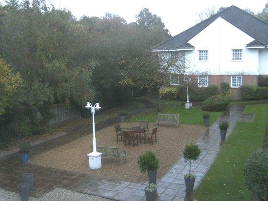 Mercure Tunbridge Wells:                   View from room