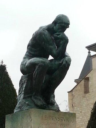 Musée Rodin :                   rodin 3