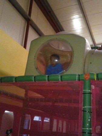 Gleneagle Hotel:                                                       Soft Play