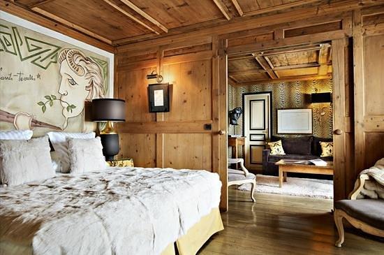 Hotel Mont-Blanc: Suite Junior - L. Di Orio
