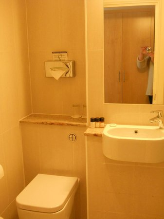 Park International Hotel:                   bagno