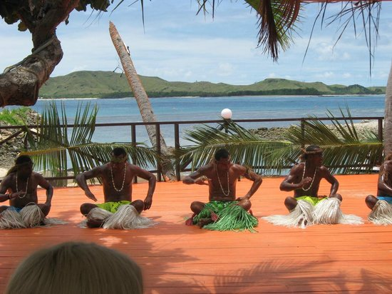 Coralview Island Resort:                   Amazing Dancing