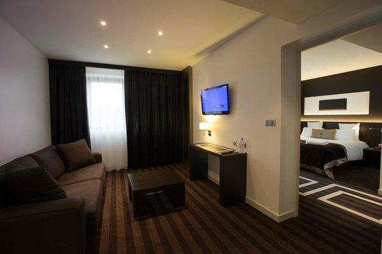 LE COLISEE Hotel & Spa : Suite
