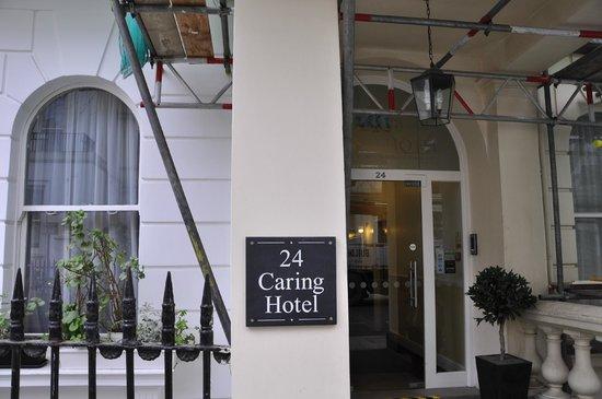Caring Hotel:                                                       Caring Hôtel