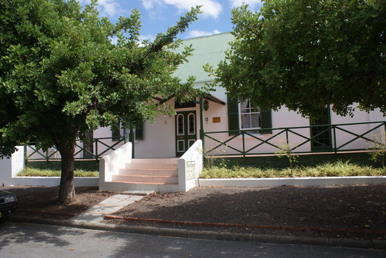 Koo Karoo Guest Lodge: Guest Lodge Entrance