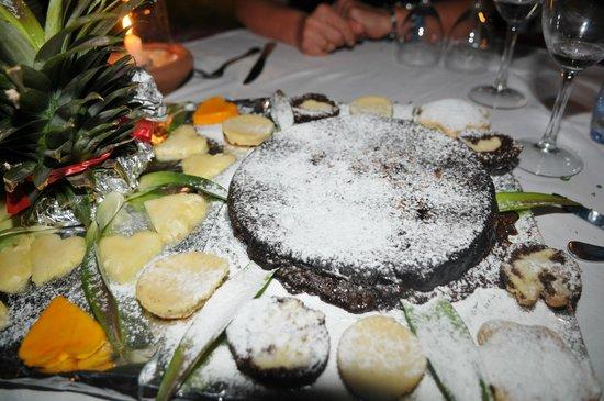 papa Remo:                                     Torta di compleanno!