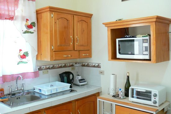 Travel Suites Ltd : Self Contained Apartment/Suite 5 Kitchen.