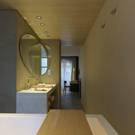 Hotel De Nell: Bain japonais