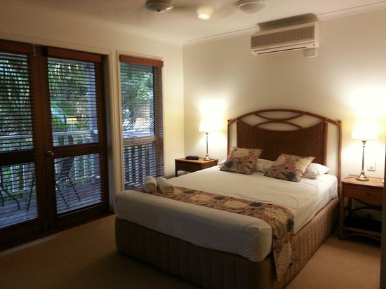 Sunset Cove Noosa Resort:                   Well presented accommodation