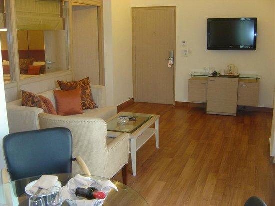 The Sonnet Jamshedpur:                                     Suite room