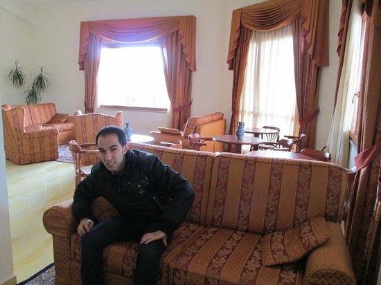 Sa Rocca Hotel & Resort :                   Hall