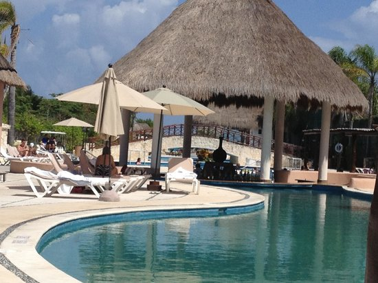 Bel Air Collection Xpu Ha Riviera Maya:                   Pool