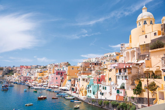 Colours of Naples - Sorrento and Capri Day Tours