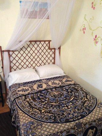 Hotel Las Palmas: La stanza