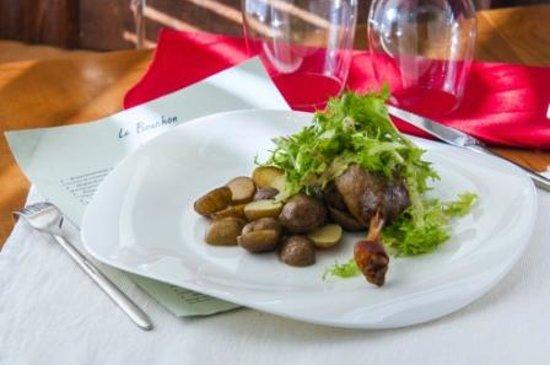 Le Bouchon Cafe: confit