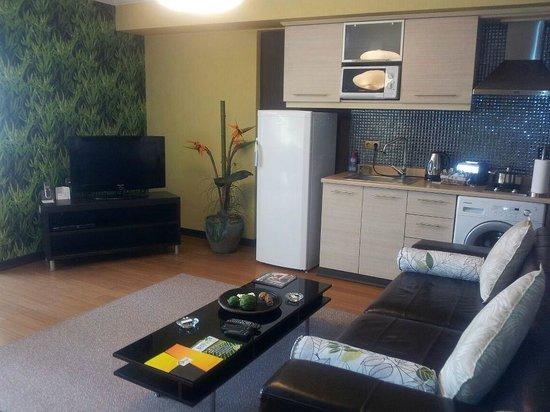 Tempo Residence Comfort:                                     Livingroom