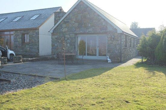 Tyddyn du Farm Luxury Suites:                   Long Barn
