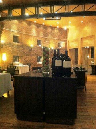 Hyatt Regency Johannesburg:                   Zaff restaurant