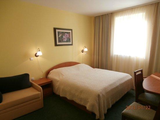 House Klaudija: Junior suit room