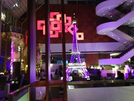 Novotel Seoul Ambassador Gangnam:                   The lobby bar