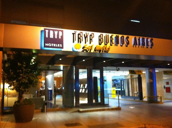 Hotel Tryp Buenos Aires 사진