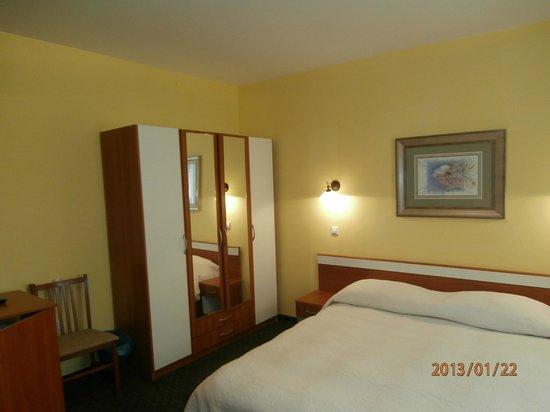 House Klaudija: Triple room east