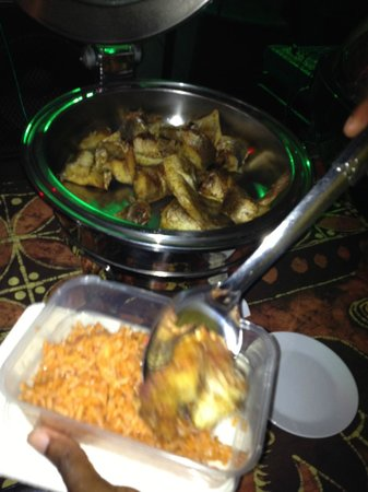 Bogobiri House Lagos:                   Crocker Fish
