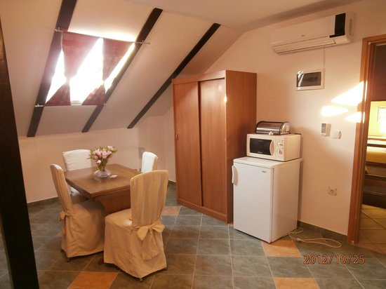 House Klaudija: Studio apartment attic