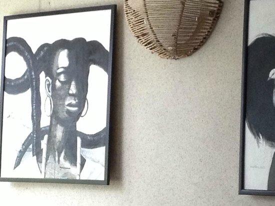 Bogobiri House Lagos:                   Beautiful African Art