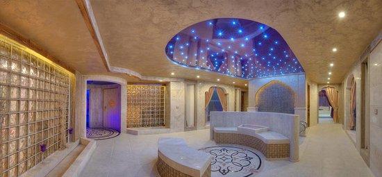 Darvishi Royal Hotel:                   Spa