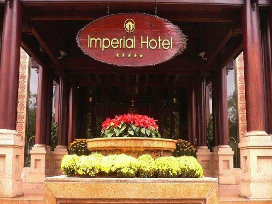 Imperial Hotel:                   Hotel Portal