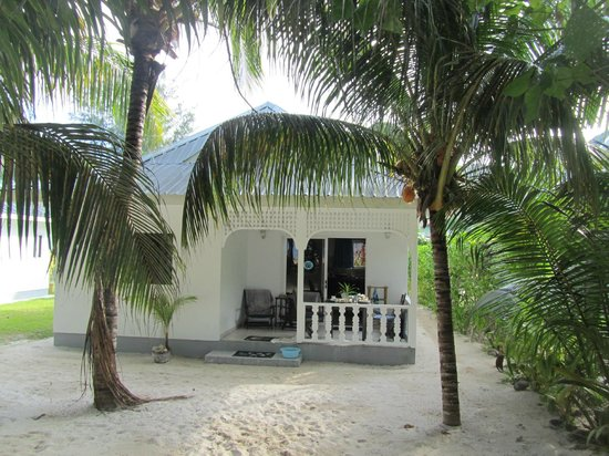 Cap Jean Marie Beach Villas: villino sulla spiaggia