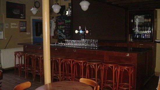 Stayokay Haarlem:                   Lounge