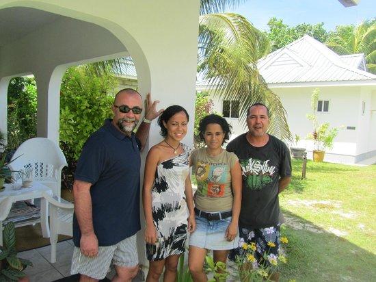 Cap Jean Marie Beach Villas: una famiglia eccezionale