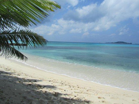 Cap Jean Marie Beach Villas: la spiaggia
