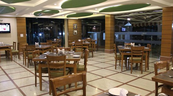 Hotel Padmini Palace: Silver Leaf Restaurant