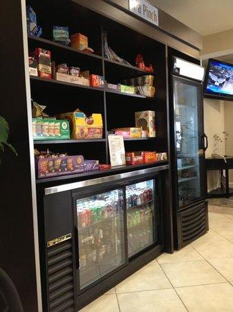 Microtel Inn & Suites by Wyndham Brooksville:                   snacks
