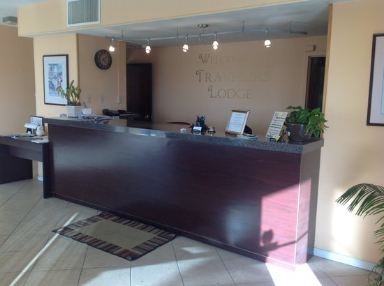Travelers Lodge, Beatrice: Office