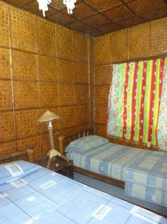 Orchids Resort:                                     la chambre