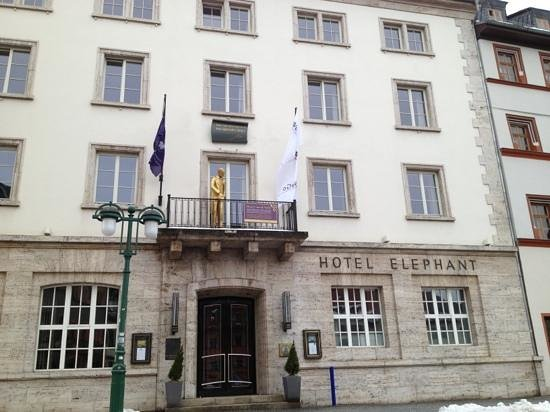 Elephant Weimar - Picture of Hotel Elephant, Weimar ...  Elephant Weimar...