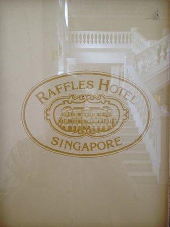 新加坡萊佛士酒店照片