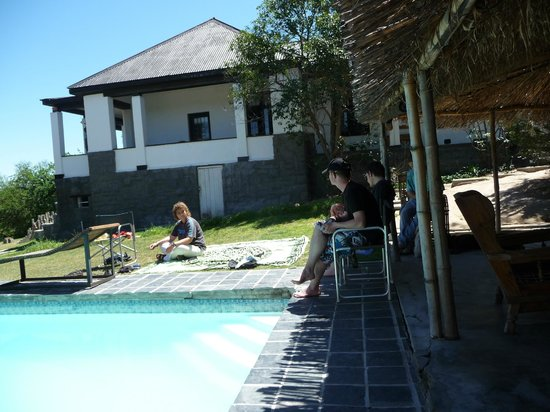 Karoo Soul Travel Lodge & Cottages: Side view