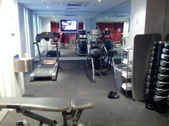 ‪‪Park International Hotel‬:                   The gym