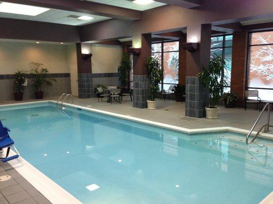 Cincinnati Marriott North:                   pool