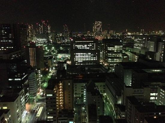 Mitsui Garden Hotel Ginza Premier:                   ok view from room facing hibiya