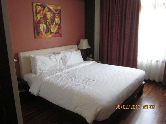 Salana Boutique Hotel:                   Bedroom